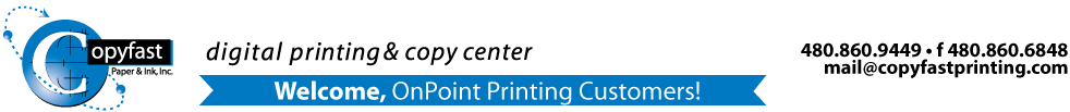 Copyfast Digital Printing and Copy Center
